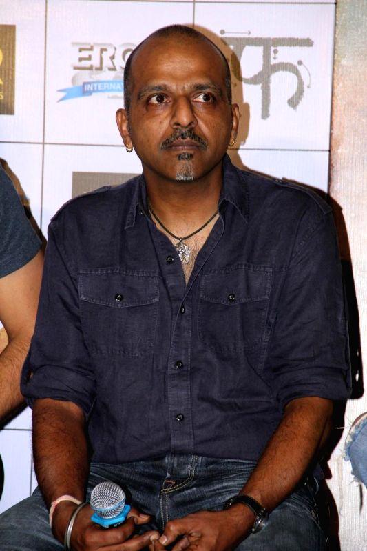 Filmmaker Navdeep Singh during the trailer launch of film NH10 in Mumbai, on Feb 5, 2015. - Navdeep Singh