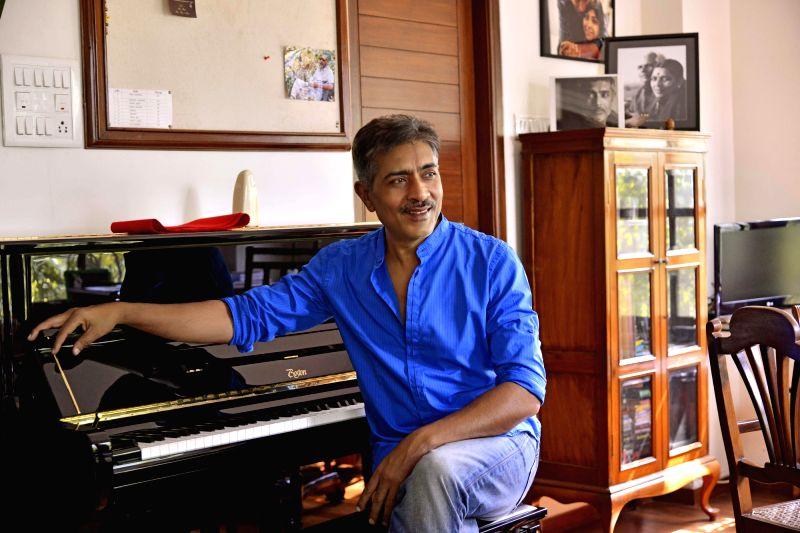 Mumbai: Filmmaker Prakash Jha poses for a photograph in Mumbai.