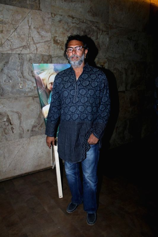 Filmmaker Rakeysh Omprakash Mehra during the special screening of film Margarita With A Straw in Mumbai on April 8, 2015. - Rakeysh Omprakash Mehra