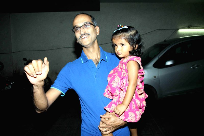 Filmmaker Rohan Sippy during the special screening of film Cinderella in Mumbai on March 13, 2015. - Rohan Sippy