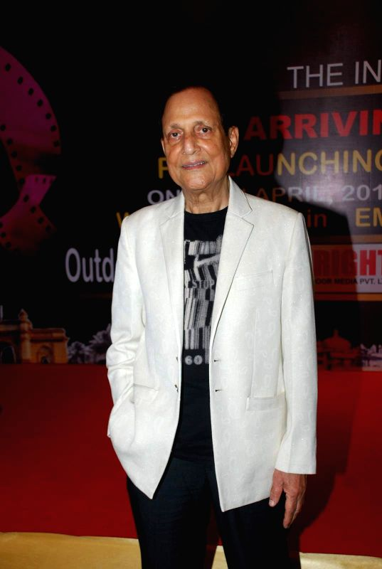 Filmmaker Saawan Kumar Tak during the Announcement of annual award show TIIFA in Mumbai on April 18, 2015. - Saawan Kumar Tak
