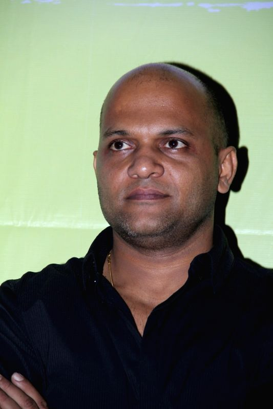 Filmmaker Satyajit Chourasia during the trailer launch of film Barefoot to Goa in Mumbai on March 24, 2015. - Satyajit Chourasia