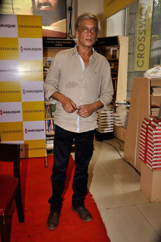 Filmmaker Sudhir Mishra during the launch of book Dancing with Demon in Mumbai, on Nov 18, 2014. - Sudhir Mishra
