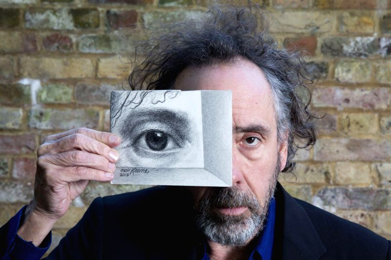 Filmmaker Tim Burton. - Tim Burton