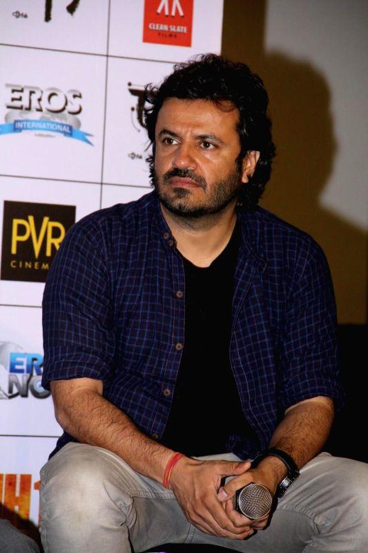 Filmmaker Vikas Bahl during the trailer launch of film NH10 in Mumbai, on Feb 5, 2015. - Vikas Bahl