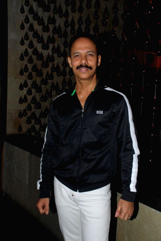 Fitness holistic guru Mickey Mehta during the launch of 94.3 Radio One Mumbai`s `Mumbai at its best` CSR initiative, in Mumbai on 23, Dec. 2014. - Mehta