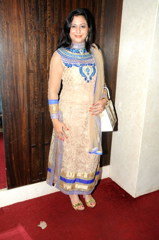 Gurpreet Kaur Chadha during Women Power Calendar Launch 2015 in Mumbai on Jan 17, 2015. - Gurpreet Kaur Chadha