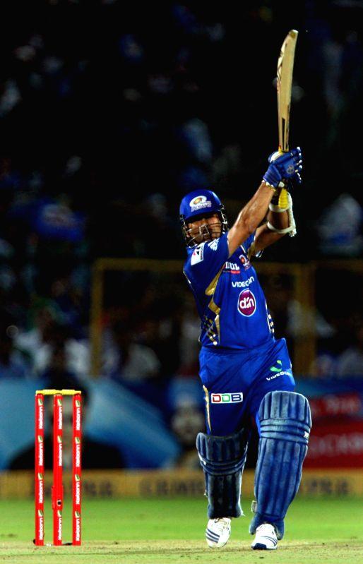 Sachin tendulkar batting action