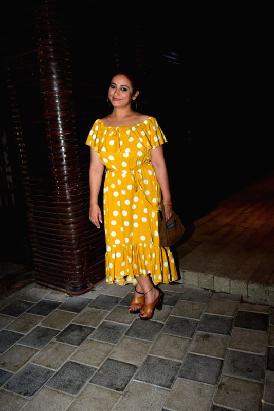 Mumbai, July 3 (IANS) Actress Divya Dutta says theatre has sustained for many years, and will overcome the COVID-19 pandemic as well.