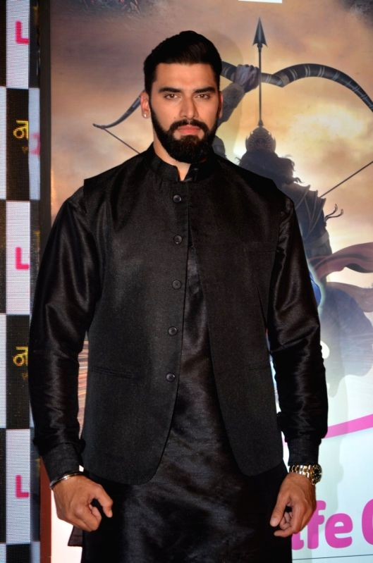 """Mumbai, May 22 (IANS) Actor Nikitin Dheer will soon be seen in a dark role in the upcoming web series """"Raktanchal"""", and he hopes fans appreciate him in the new villainous avatar.(File Photo: IANS)"""