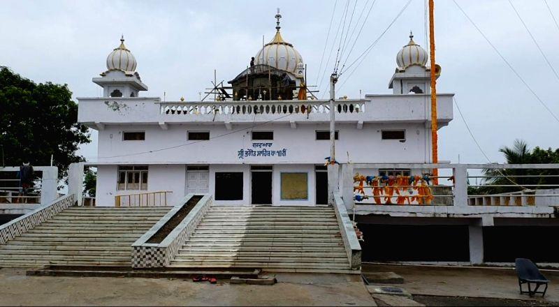 Mumbai: May 31: Gurudwara Bhagod Sahib, Wai. (Yavatmal.) Maharashtra.