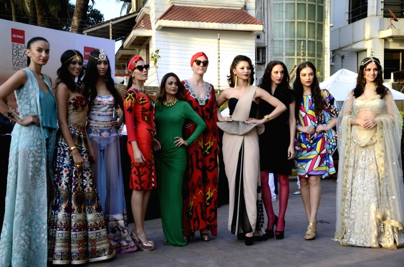 india fashion week press conference