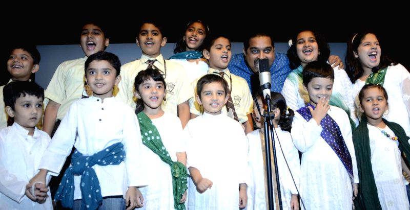Music composer and playback singer Shankar Mahadevan at the launch of a music course jointly conducted by Shankar Mahadevan Academy and National Centre for the Performing Arts (NCPA) in ...