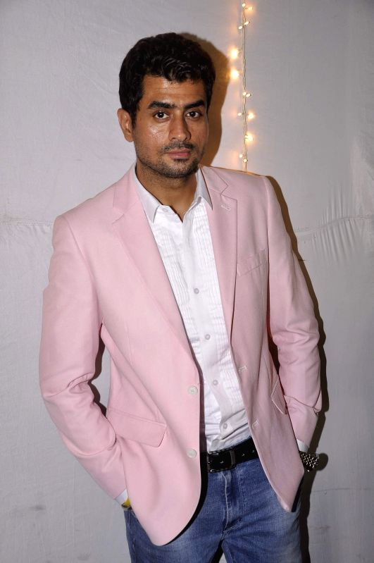 RJ Pritam Singh during the Hum Log Awards 2015 in Mumbai on Feb. 16, 2015. - Pritam Singh