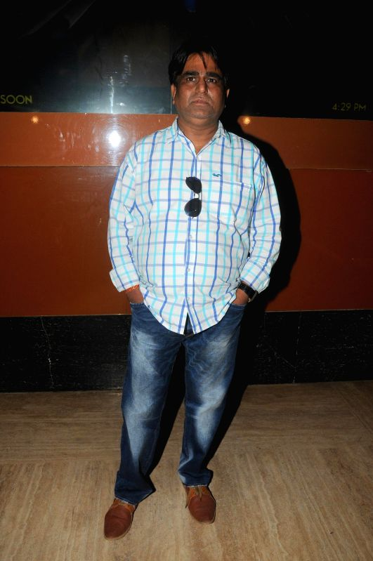 Sachindra Sharma during the trailer launch of film Mumbai Can Dance Saala in Mumbai, on Dec. 22, 2014. - Sachindra Sharma