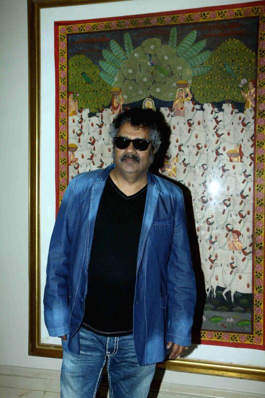 Singer Hariharan during the grand jury meet of 7th Radio Mirchi music awards in Mumbai on Feb. 4, 2015.
