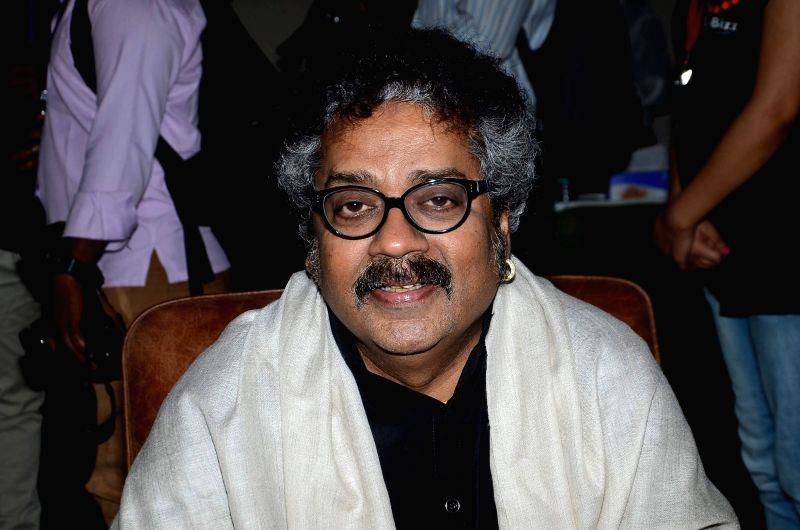 Singer Hariharan during the launch of script writer Javed Siddhiqui`s book at Literature festival, JJ school of arts in Mumbai, on March, 01, 2015.