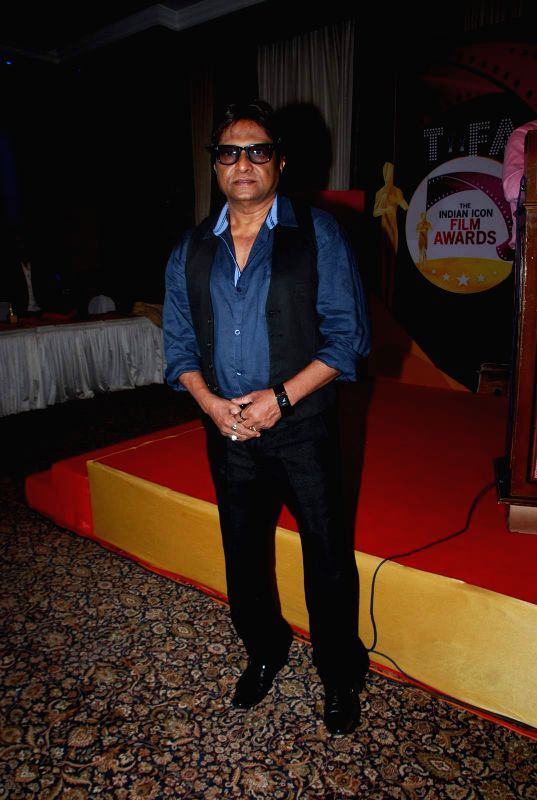 Singer Shabbir Kumar during the Announcement of annual award show TIIFA in Mumbai on April 18, 2015. - Shabbir Kumar