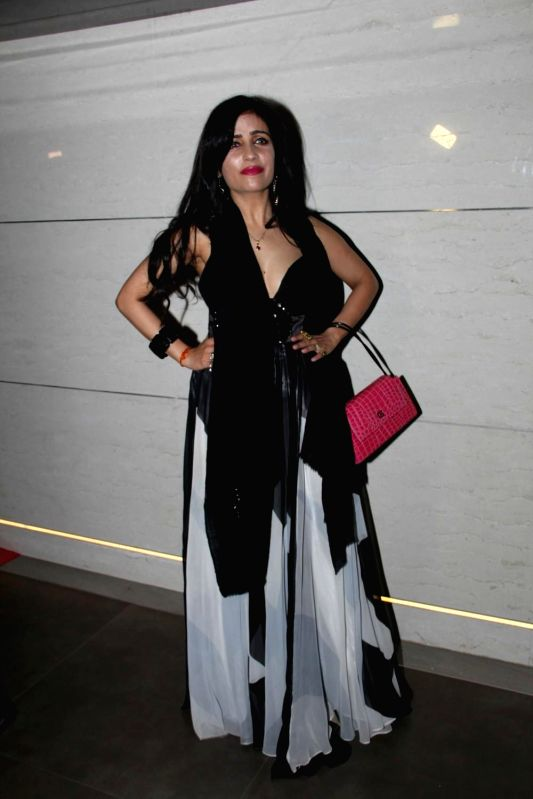 Singer Shibani Kashyap during the launch of Harry`s Bar in Mumbai, on March 19, 2015. - Shibani Kashyap