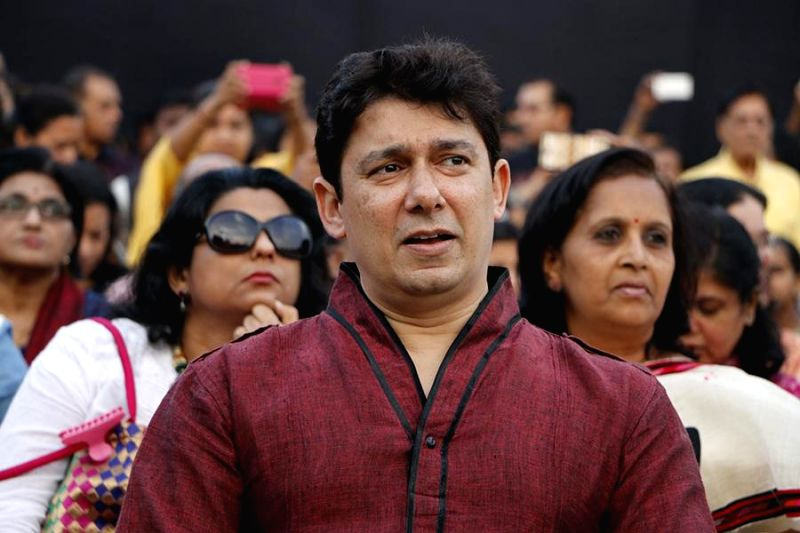 Sriram Nene during the inauguration of Kala Ghoda festival in Mumbai on Feb. 7, 2015.