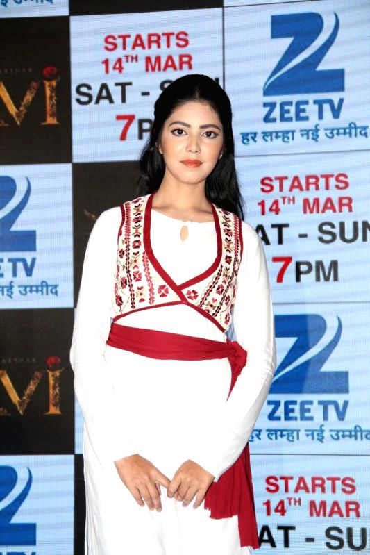 Television actor Umang Jain during the press conference to announce Zee TV new show Maharakshak Devi in Mumbai, on March 10, 2015. - Umang Jain