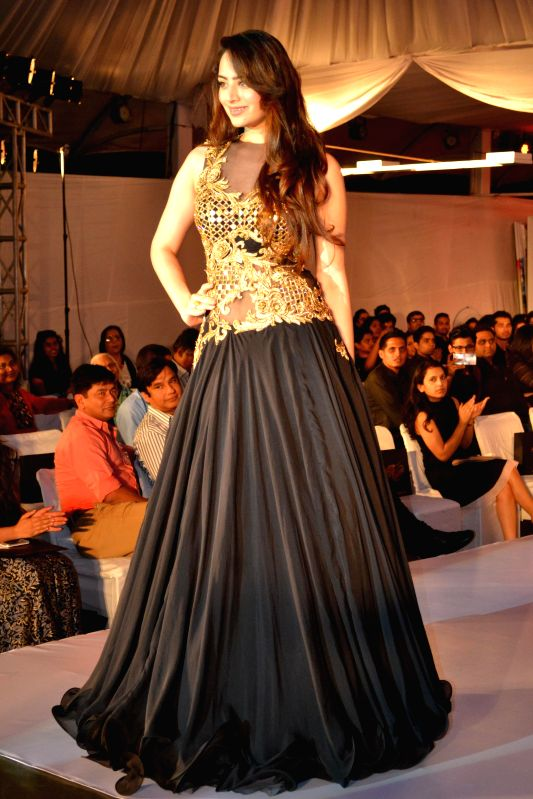 Zoya Afroz during the the Global Peace Initiative, 2014 event in Mumbai on Nov 26, 2014.