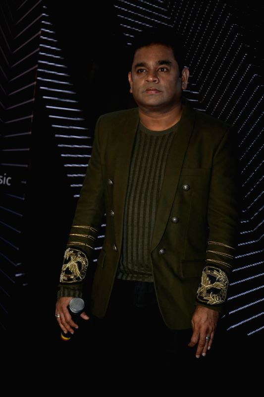 Music composer A.R. Rahman (Photo: IANS)