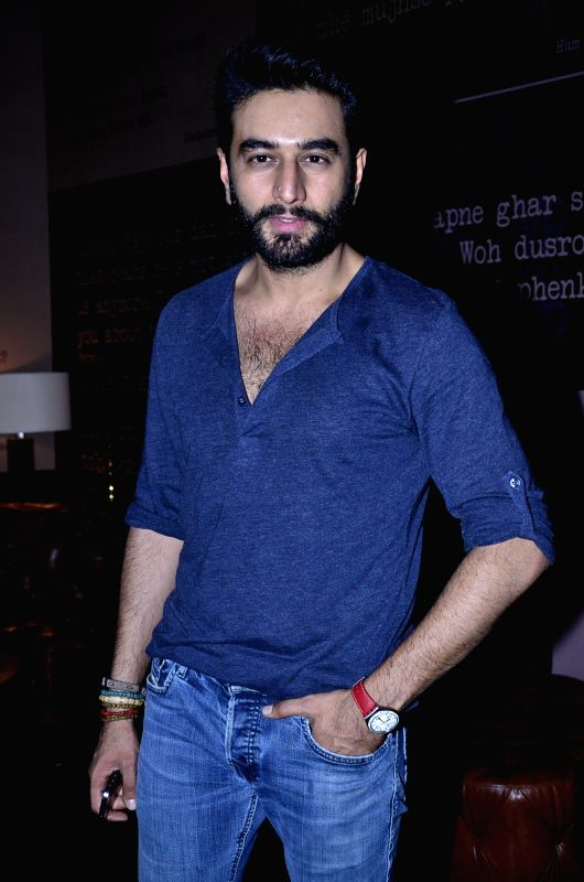 Music director and singer Shekhar Ravjiani during the launch of single Hanuman Chalisa in Mumbai on July 29, 2014.