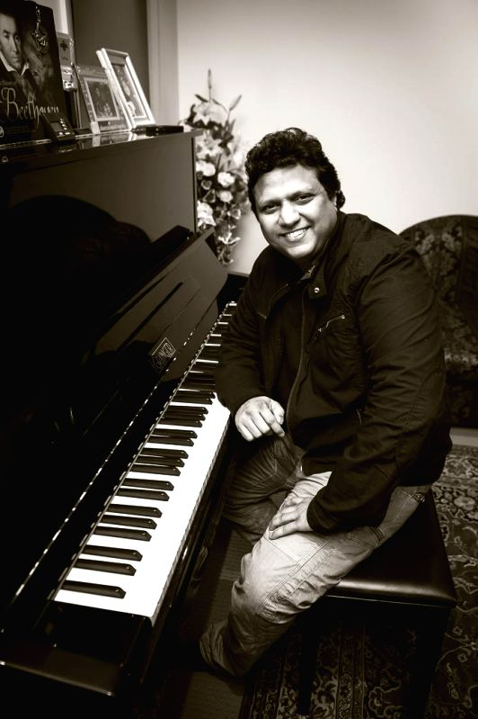 Music director Mani Sharma. (File Photo: IANS) - Mani Sharma