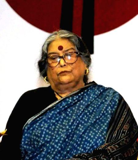 Nabaneeta Dev Sen. (File Photo: IANS)