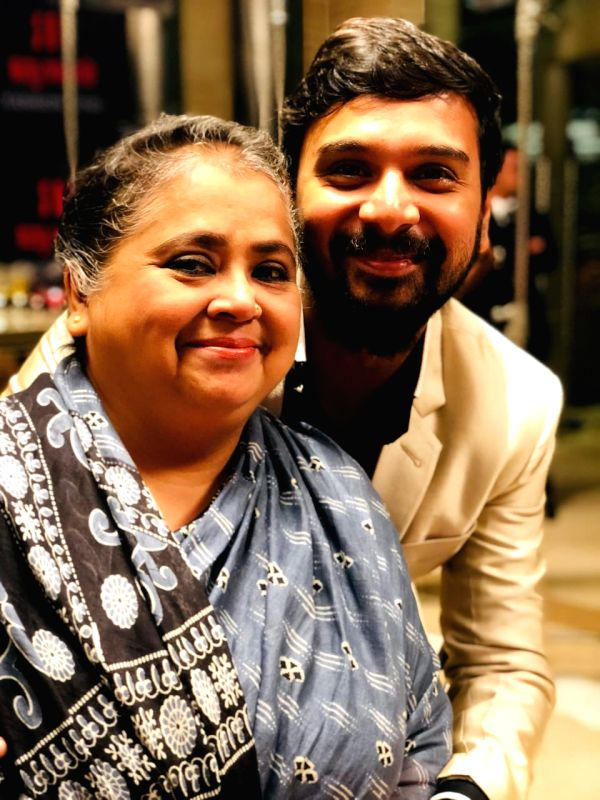 Namit Das reminisces sharing screen space with mom Yamini.
