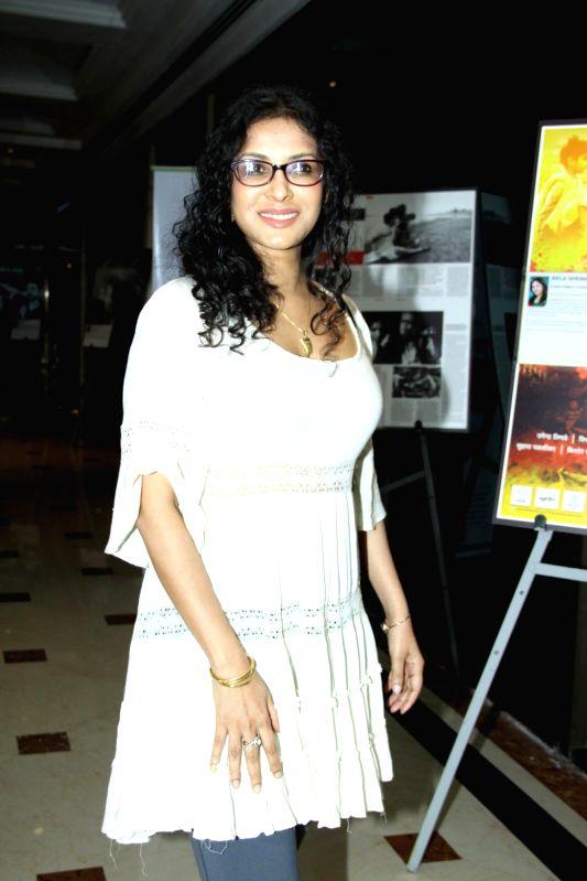 Nandana Sen, daughter of Amartya Sen during the WIFT 61st National Women achievers award ceremony in Mumbai on May 09, 2014.