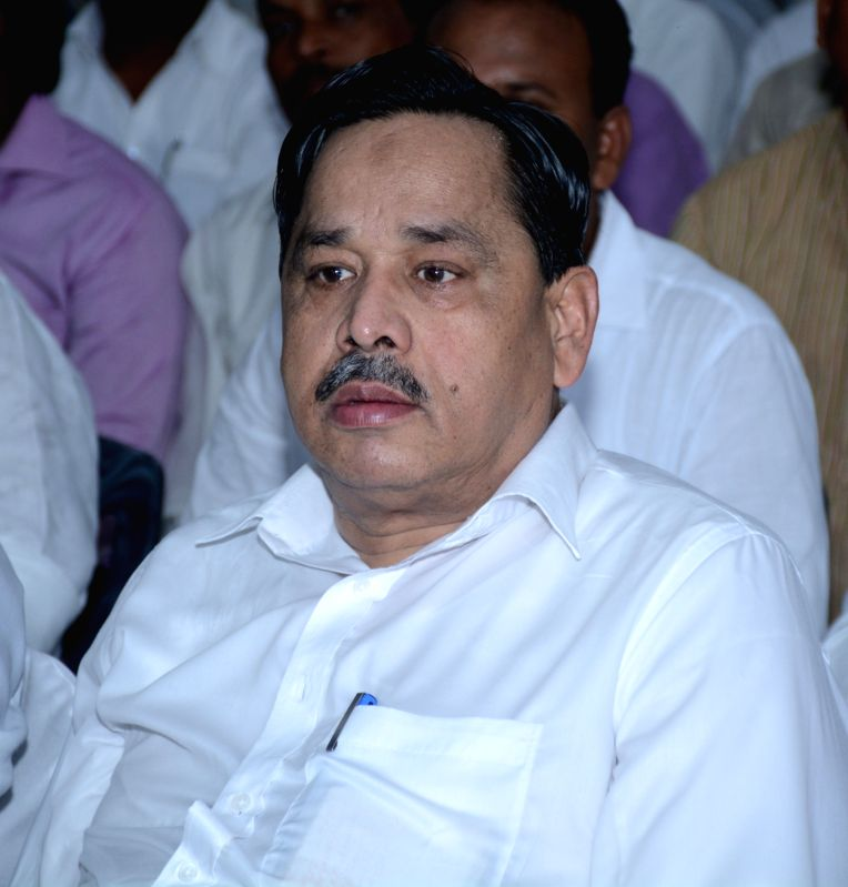 Naseemuddin Siddiqui who has been expelled from BSP by Mayawati. (File Photo: IANS)
