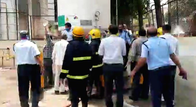 Nashik hospital horror: 22 Covid patients die due to oxygen leak