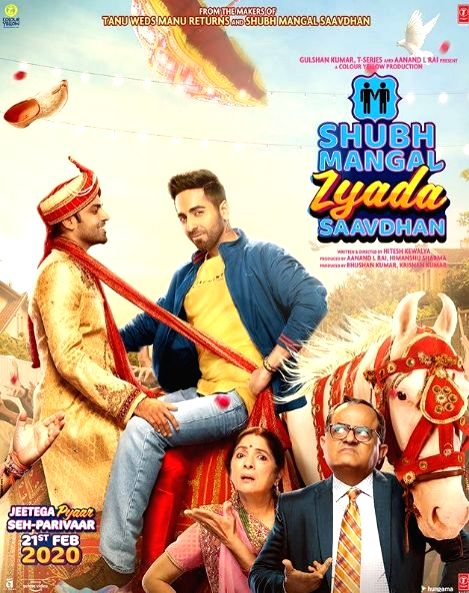 National Award-winning actor Ayushmann Khurrana, who is known as a poster Boy Of Bollywood's Content-driven cinema, is all set too woo audience with another film, having unconventional storyline.