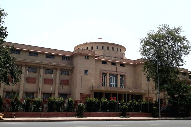 National Museum, New Delhi . (File Photo: IANS)