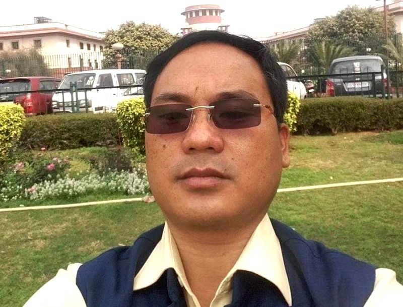 National People's Party (NPP) MLA from Arunachal Pradesh's Khonsa West Assembly constituency, Triong Aboh who was killed along with six others after suspected Naga militants fired at the vehicle they were travelling in, at Bogapani area in Tirap dist