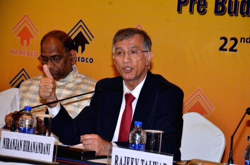 National Real Estate Development Council (NAREDCO) President Niranjan Hiranandani.