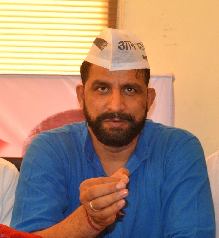 Naveen Jaihind. (File Photo: IANS)