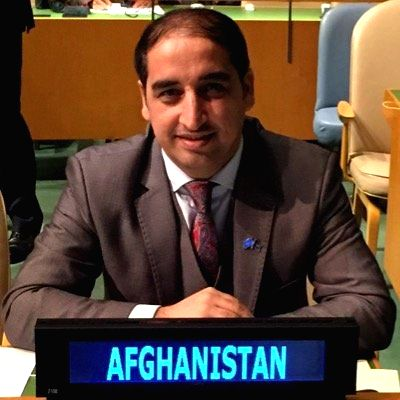 Nazifullah Salarzai, the Deputy Permanent Representative of Afghanistan to the United Nations