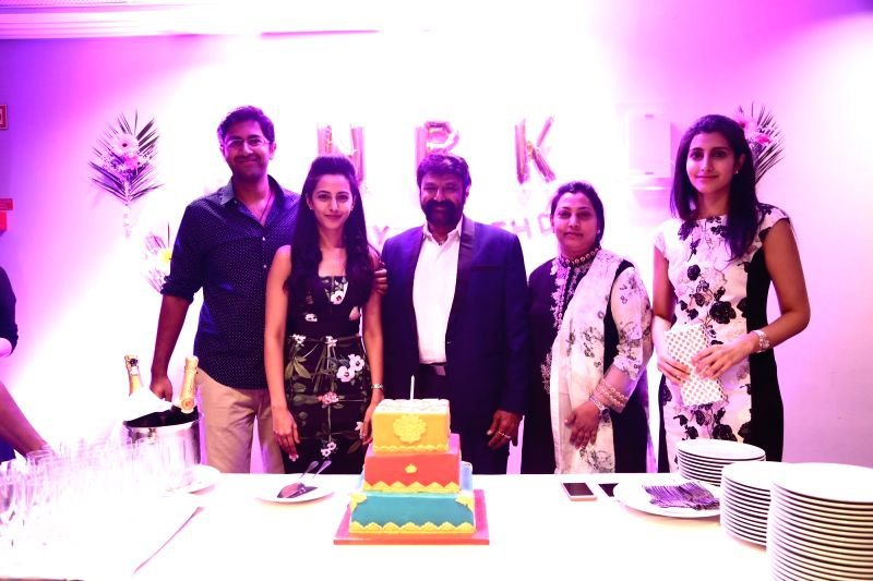 NBK birthday celebrations at Portugal.