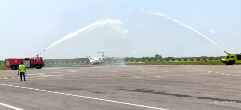 NE India's 15th airport becomes operational, to cater needs of Bengal, Bhutan.