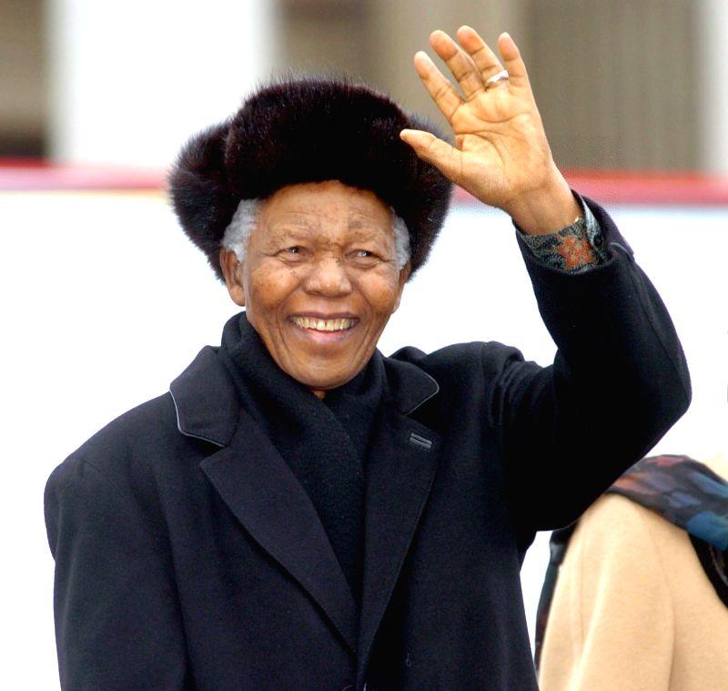 Nelson Mandela. (File Photo: IANS)