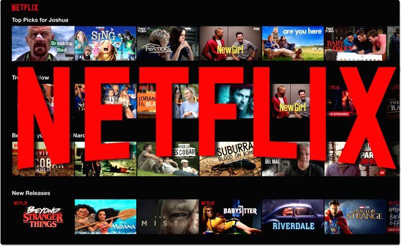 Netflix. (IANS Infographics)