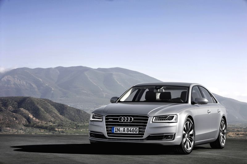 New Audi A8 L - In a league of its own.