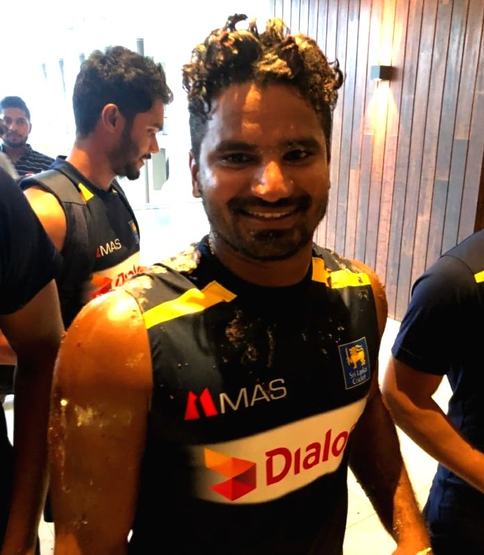 New captain Perera wants Sri Lanka to play fearless cricket