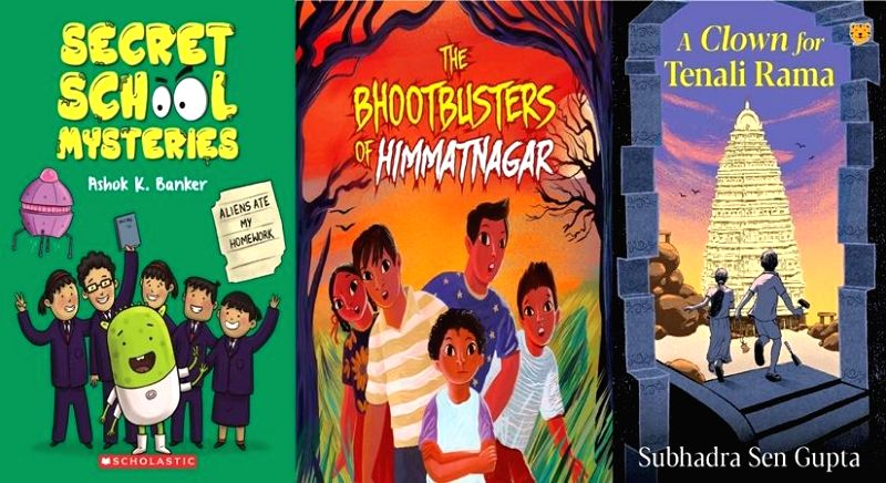 New children's books to keep young readers company. (photo:Ianslife)