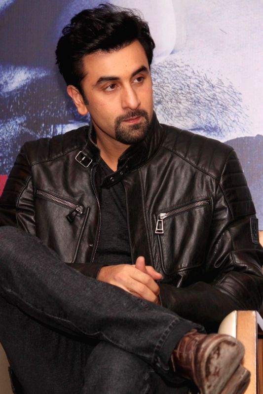 New Delhi:Actor Ranbir Kapoor during a press conference to promote his upcoming film `Roy` in New Delhi, on Feb 9, 2015. - Ranbir Kapoor