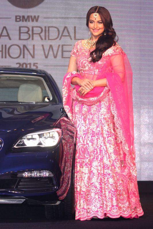 7th edition of BMW India Bridal Fashion Week 2015 ...