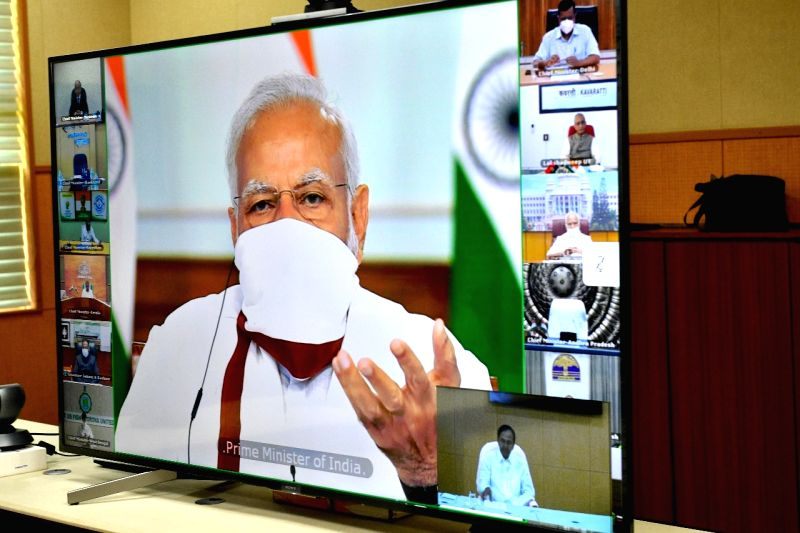 New Delhi, April 22 (IANS) Just six days before the extended lockdown ends, Prime Minister Narendra Modi will interact with Chief Ministers of all states and Union territories on April 27.